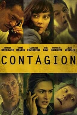 Contagion - Key Art
