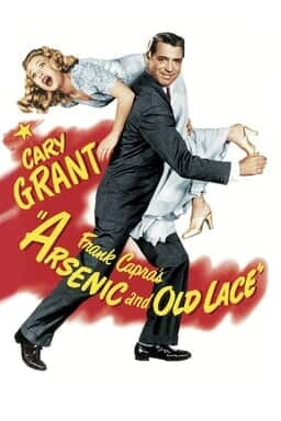 Arsenic and Old Lace - Key Art