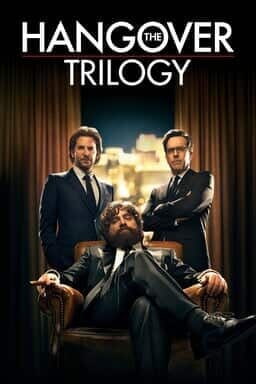 The Hangover Trilogy - Key Art