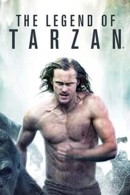 The Legend of Tarzan® - Key Art