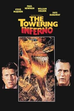 The Towering Inferno - Key Art