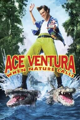 Ace Ventura: When Nature Calls - Key Art