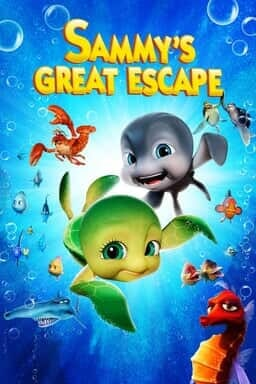 Sammy's Great Escape - Key Art