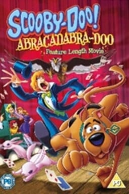 Scooby Doo Abracadabra Doo