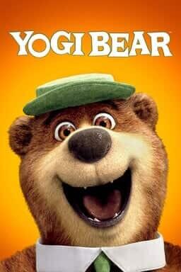 yogi bear digital packshot