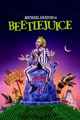 Beetlejuice - Key Art