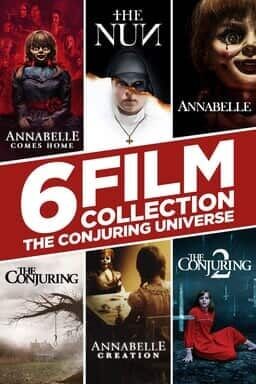 the conjuring 6 film collection