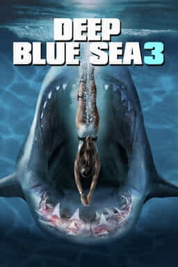 Deep Blue Sea 3 - Key Art
