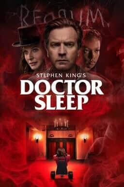 doctor sleep digital packshot