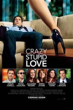 crazy, stupid, love pacshot