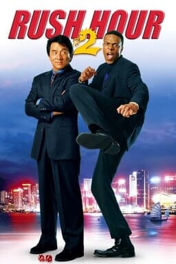 Rush Hour 2 Warner Bros UK Chris Tucker Jackie Chan