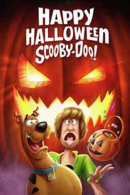 Happy Halloween Scooby Doo Key Art