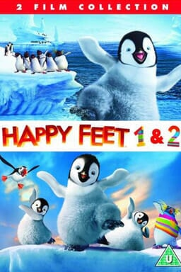 Happy Feet 1 and 2 film collection