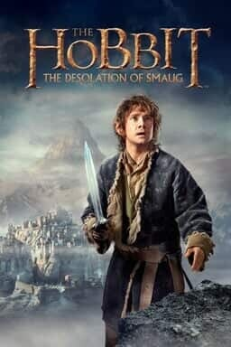 the hobbit the desolation of smaug digital packshot