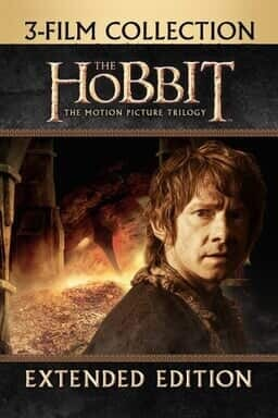 The Hobbit Extended Edition Trilogy 3 Movie Collection