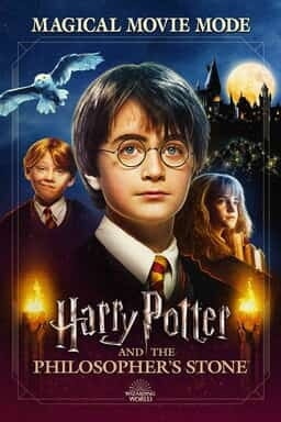 Harry Potter Magical Movie Mode