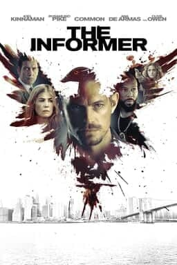 the informer digital packshot