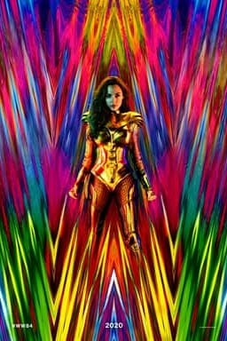 Wonder Woman Key Art
