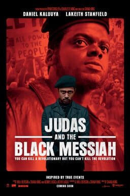 Judas and the Black Messiah, Fred Hampton, Daniel Kaluuya, Lakeith Stanfield