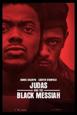 Judas and the Black Messiah, Fred Hampton, Daniel Kaluuya, Lakeith Stanfield