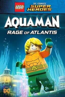 LEGO Aquaman pacshot