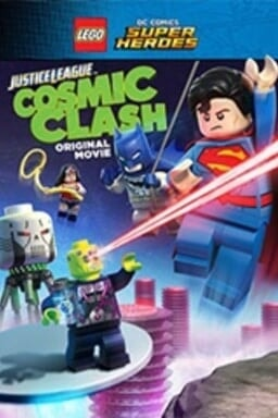 LEGO DC Justice League Cosmic Clash