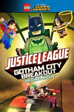 Lego DC Justice League Gotham City Breakout