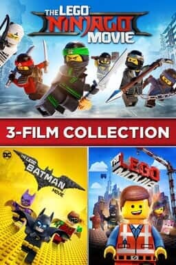 lego movie triple