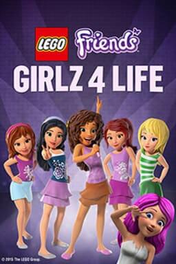 Lego girlz 4 life