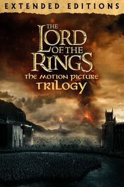 Lord of the Rings Trilogy Extended Edition