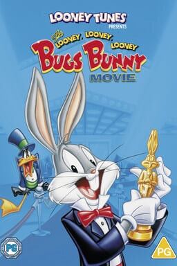 The Looney, Looney Bugs Bunny Movie - Key Art