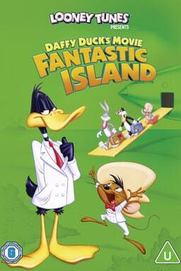 Daffy Duck's Movie: Fantastic Island - Key Art