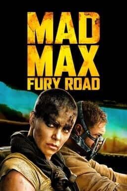 Mad max fury road key art