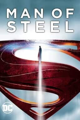 man of steel digital packshot