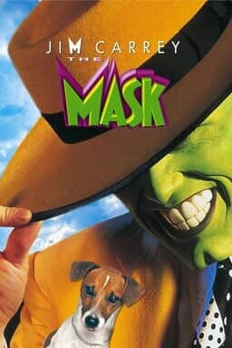 the mask digital packshot