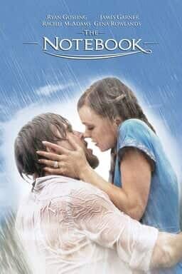 the notebook key art