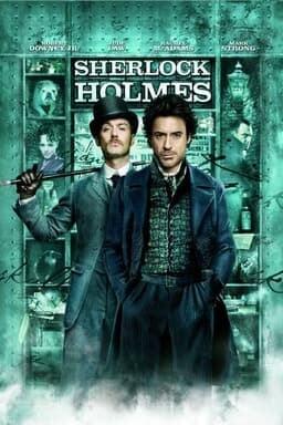 Sherlock Holmes Warner Bros UK