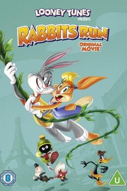 Looney Tunes: Rabbit's Run - Key Art
