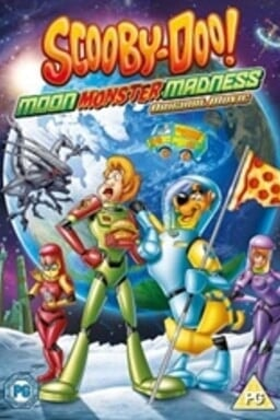 Scooby Doo moon monster madness