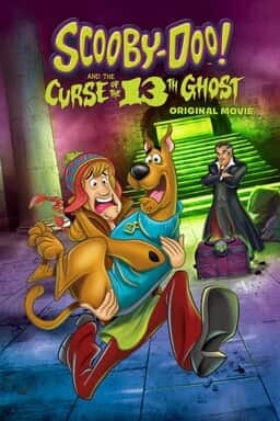 Scooby-Doo! And the Curse of the 13th Ghost digital packshot