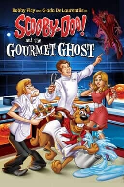 Scooby-Doo and the Gourmet Ghost digital packshot