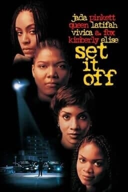SET IT OFF WARNER BROS UK