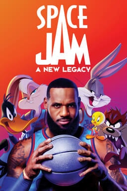 Space Jam: A New Legacy (IRL)