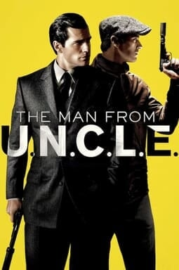 The Man From U.N.C.L.E. WARNER BROS UK