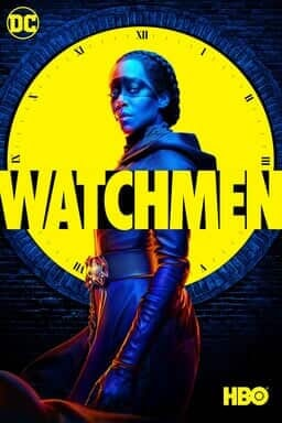 Watchmen season 1 key art