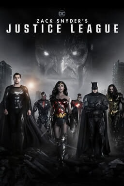 Zack Snyder's Justice League (IRL) - Key Art