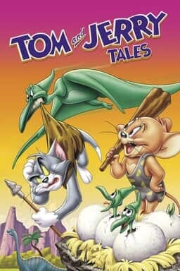 Tom And Jerry Tales - Key Art