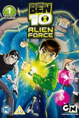 Ben 10 Alien Force - Key Art