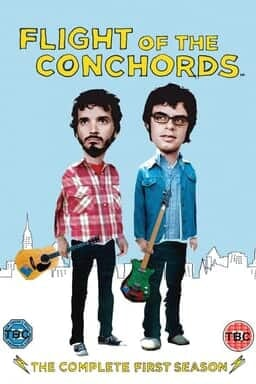 Flight Of The Conchords - Key Art