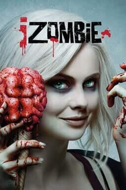 iZOMBIE - Key Art